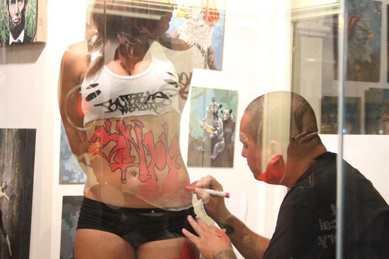 artwalk_graff_bodyart_dtsa_gcssantaana_dtsa_girl_windowpainting_bubblesmag_oc_orangecounty