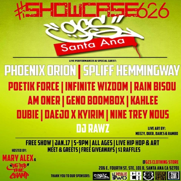 showcase626flyer