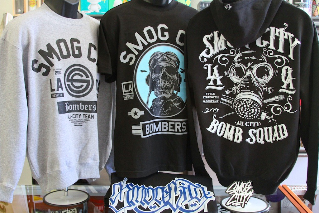 smogcity,gcs,streetwear