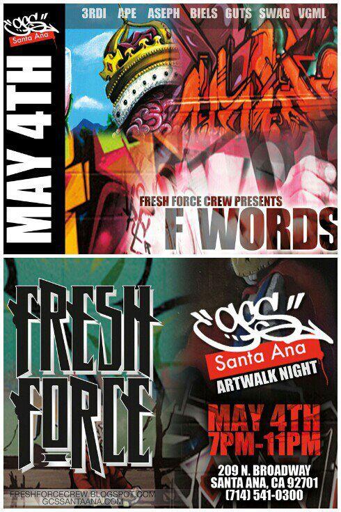 Fresh_force_f_words_art_show