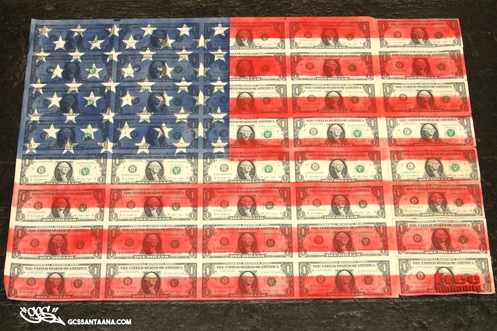 FreeHumanityAmericanflag