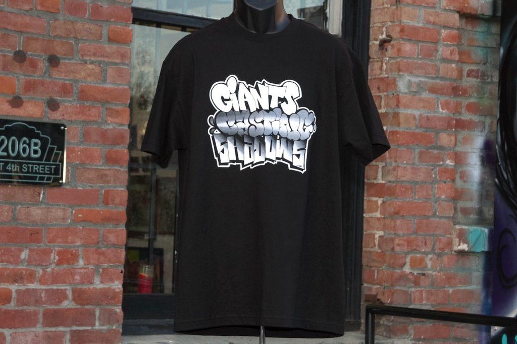 GCS Clothing graff streetwear santa ana