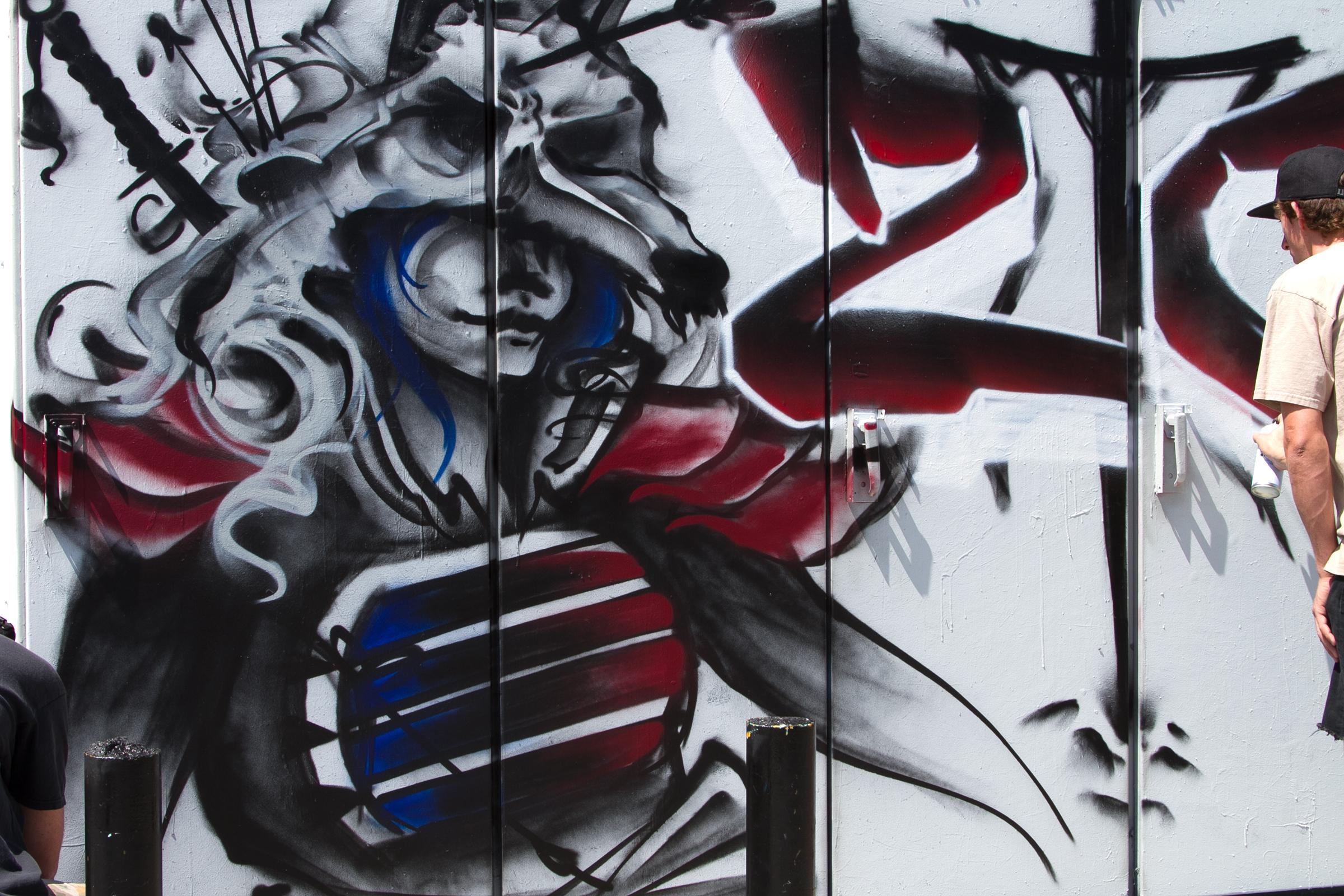 art Santa Ana