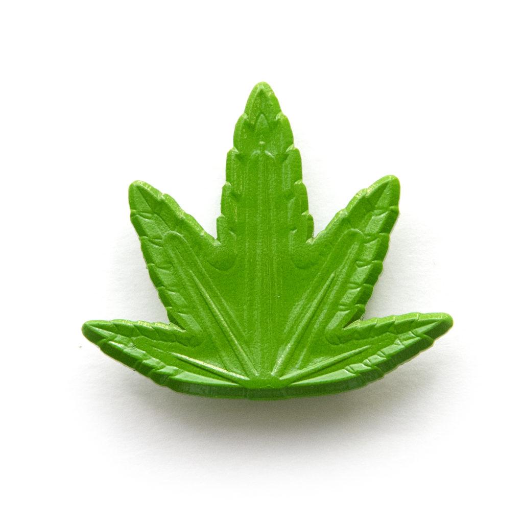 weed pin