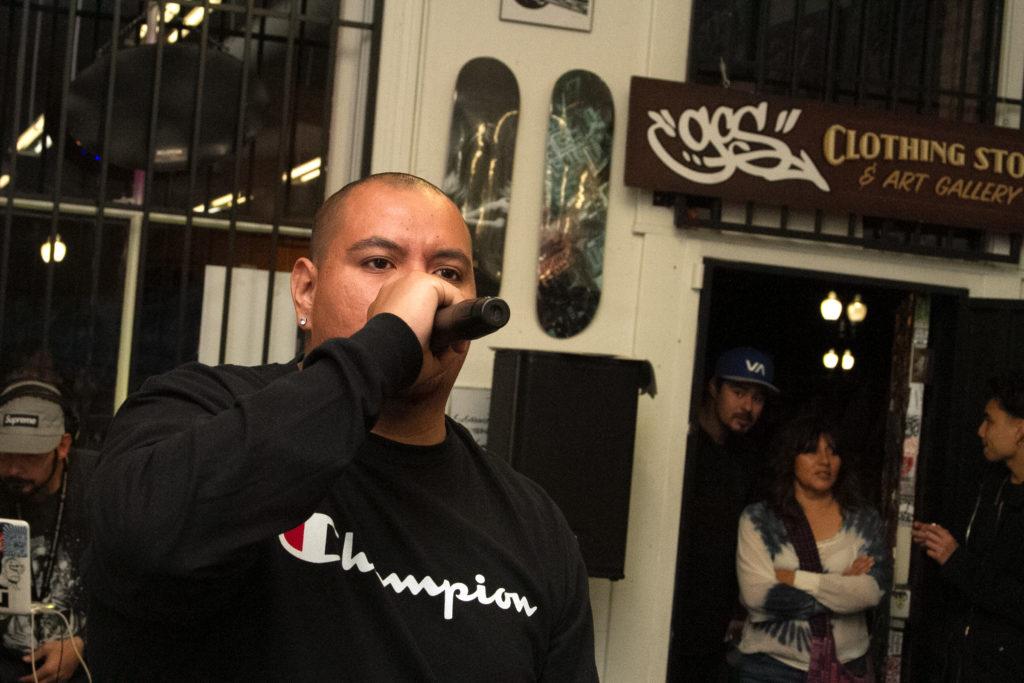 ACAP hip hop