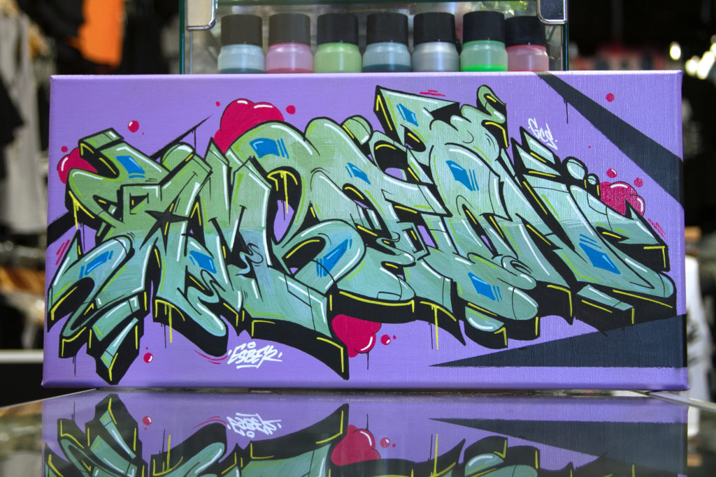 Ambition graffiti