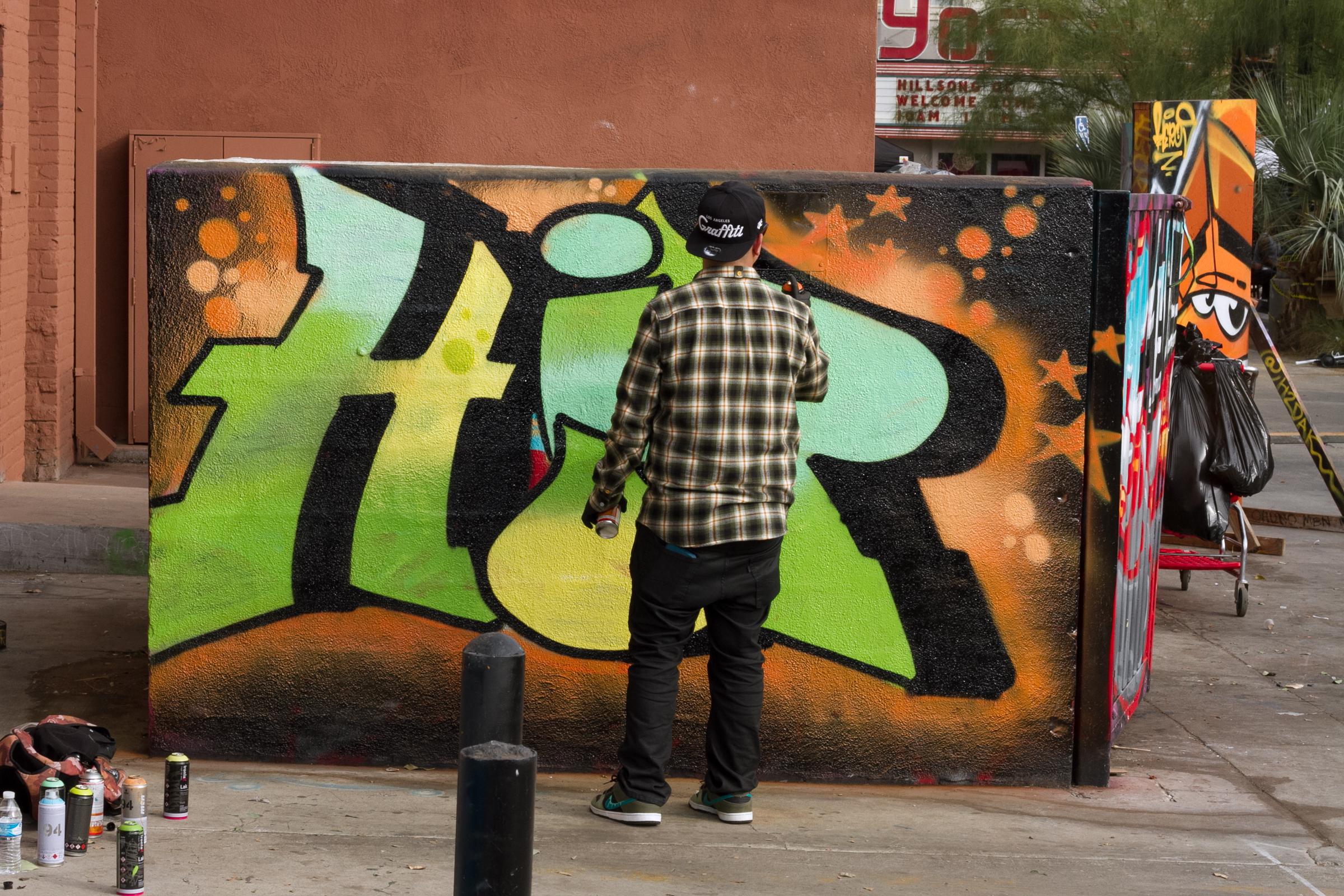 DIGITAL graff Santa Ana