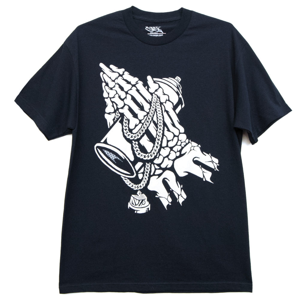 GCS graffiti shirt