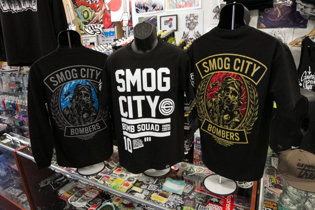 Smog City Clothing