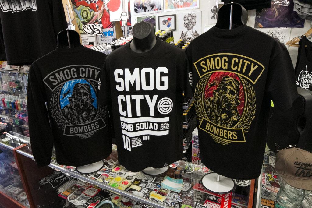 Smog City Clothing