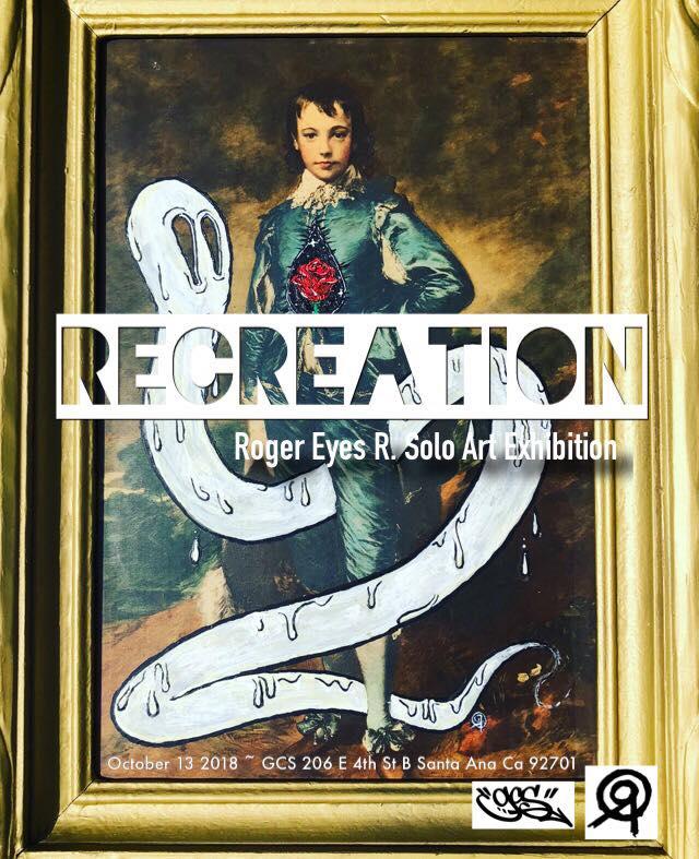Roger Eyes Reyes Santa Ana