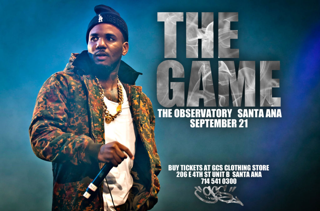 The Game Santa Ana