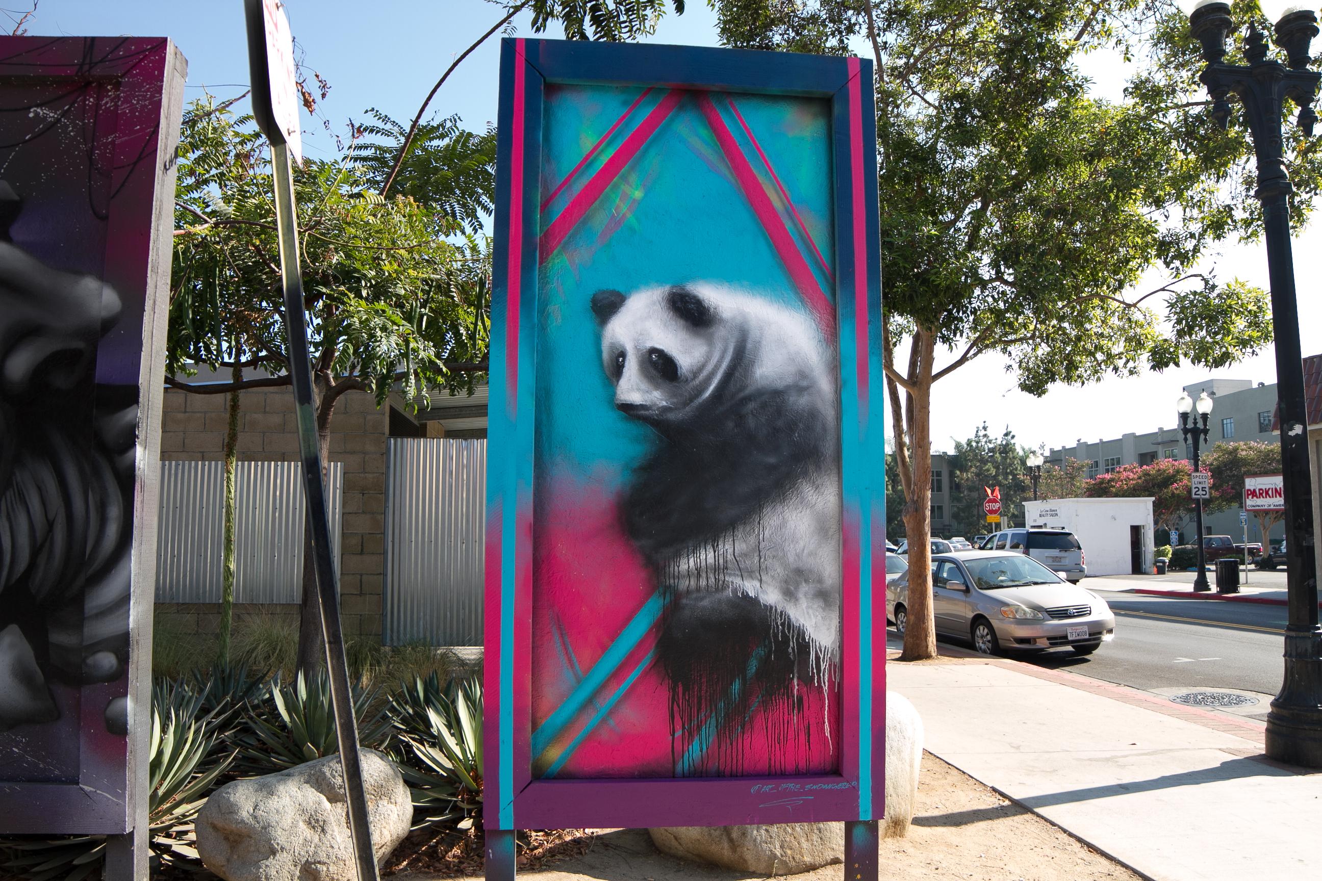 Art Of The Endangered