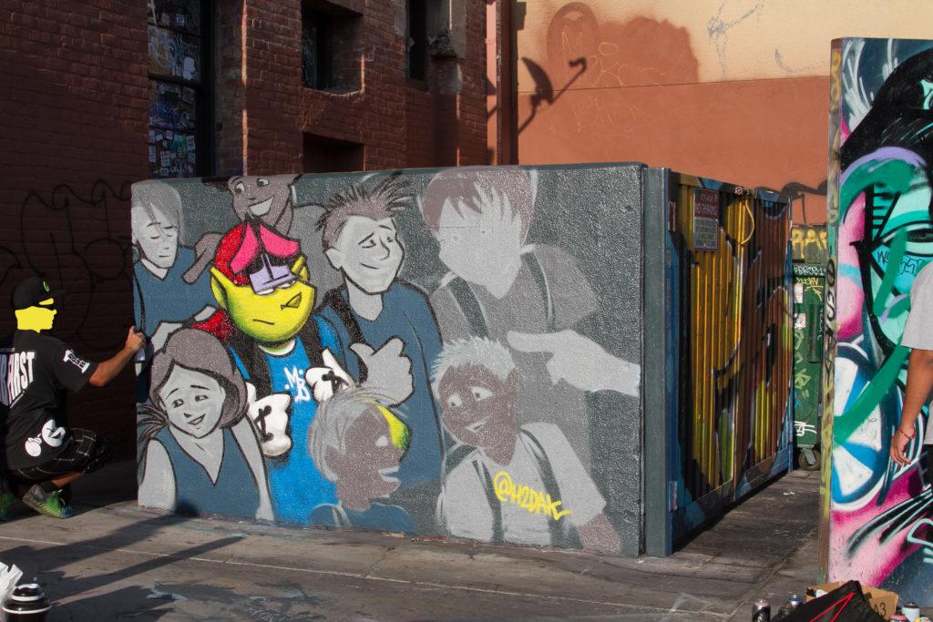 Graffiti Orange County