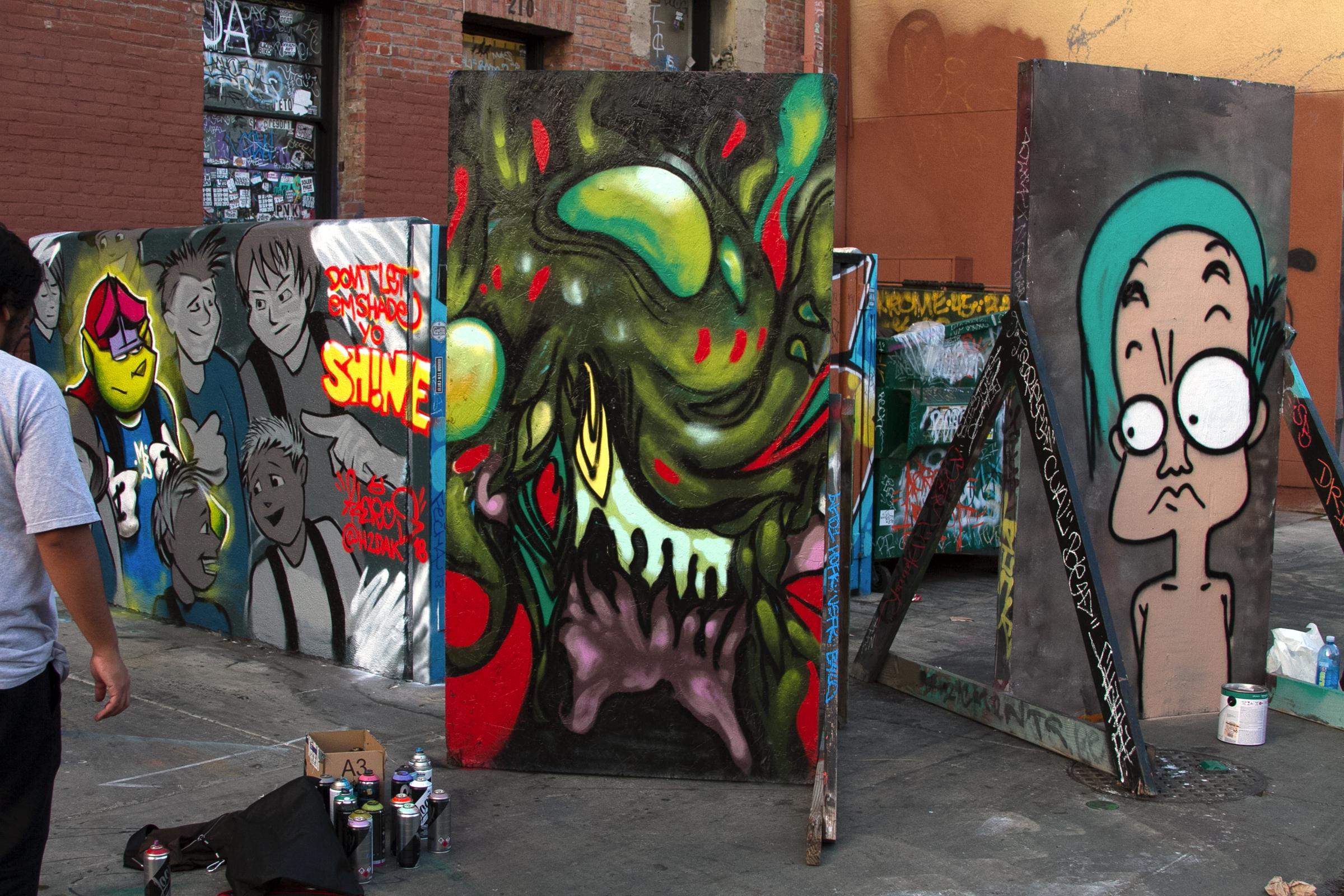 Santa Ana Art Walk