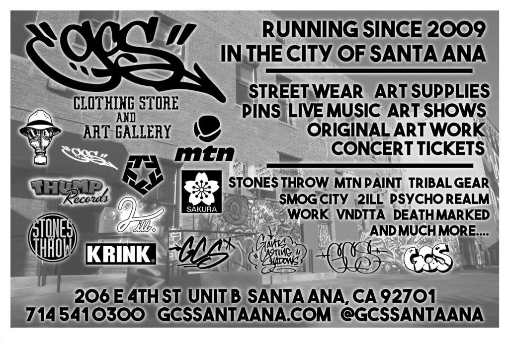 GCS Santa Ana