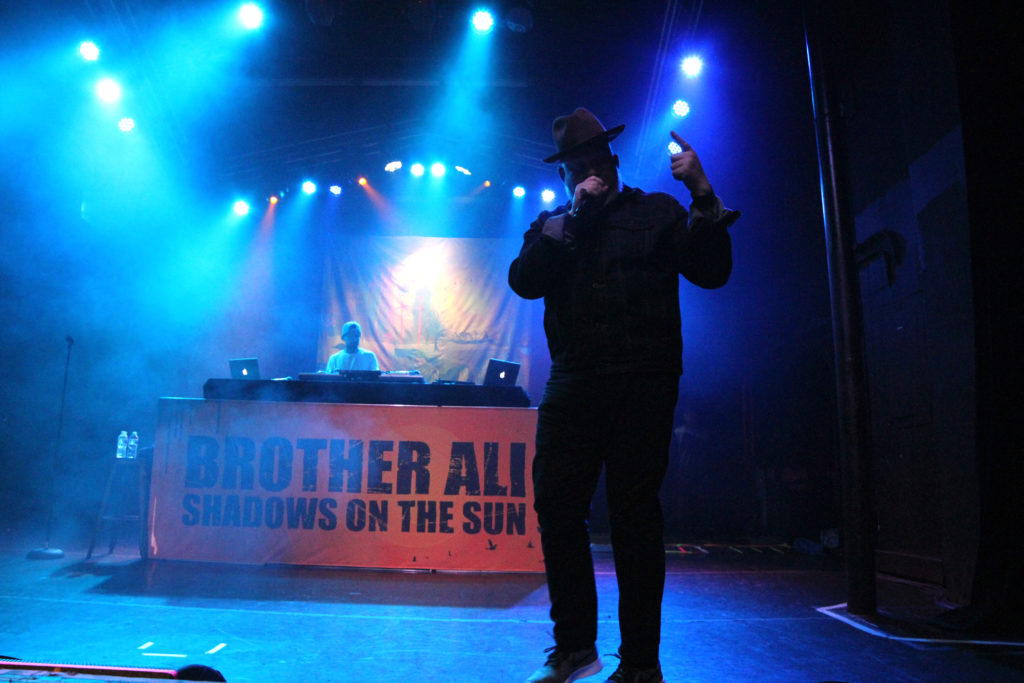 brotherali hip hop