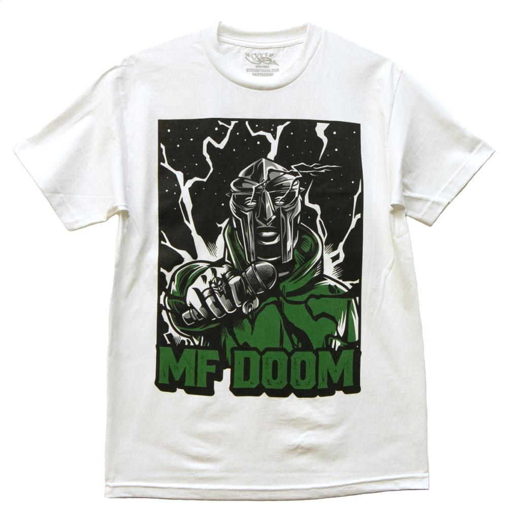 MF DOOM Streetwear
