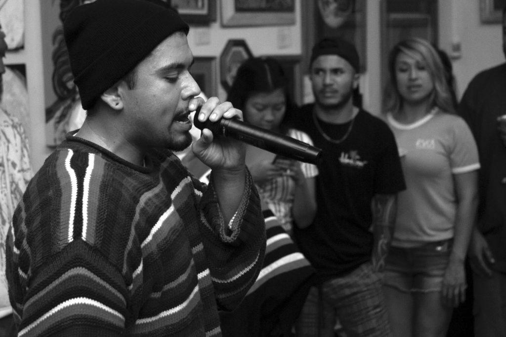 ENDZ hip hop