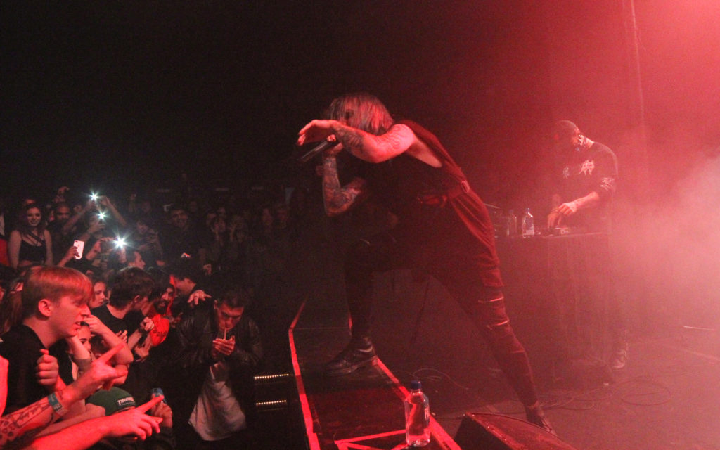 ghostemane the observatory