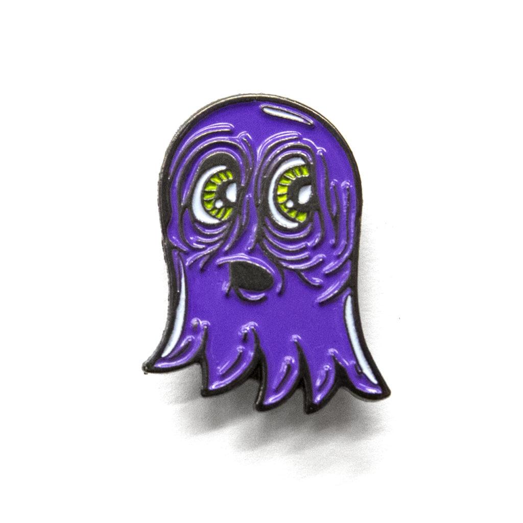 pac man ghost