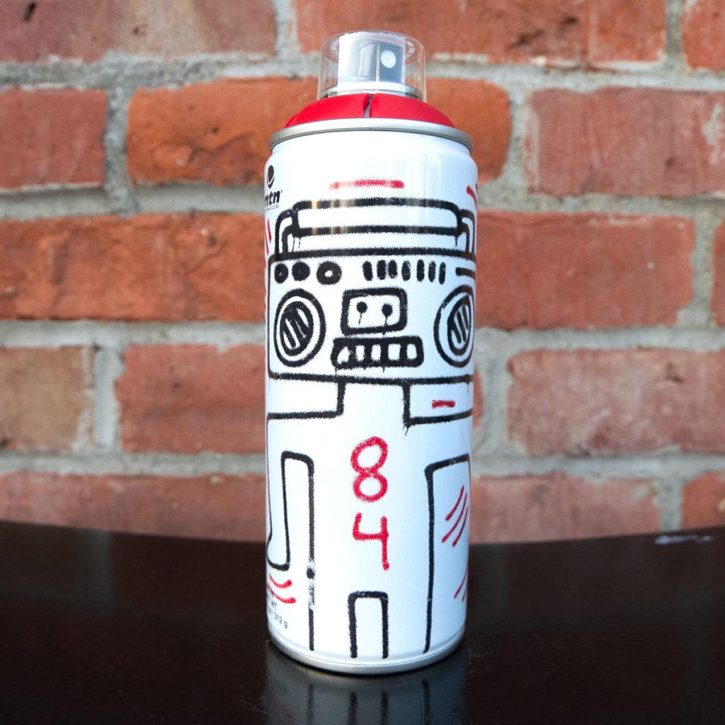 MTN artist series cans
