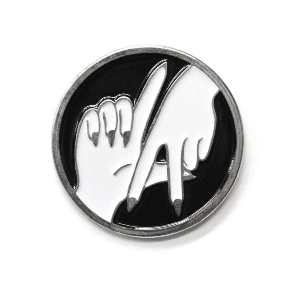 la fingers pin