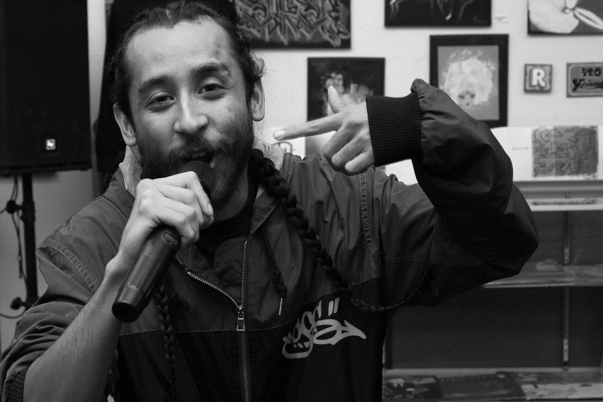 Loki Loko hip hop