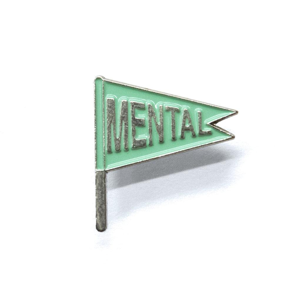 mental pin