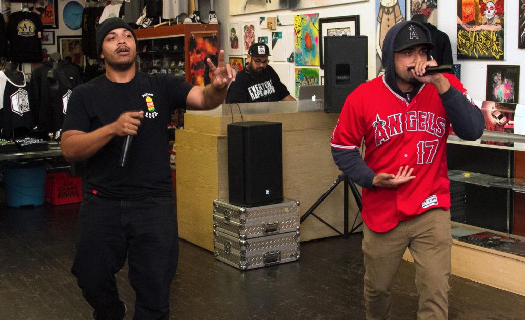 Santa Ana Hip Hop