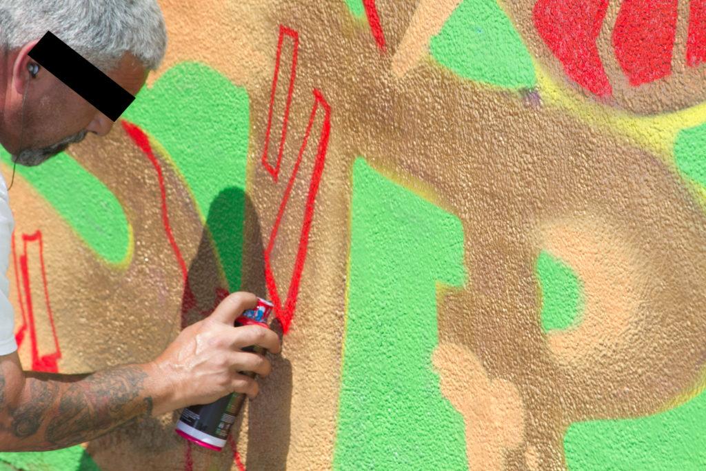Santa Ana graffiti