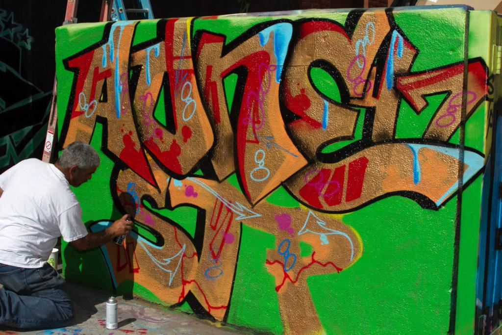 DTSA graffiti